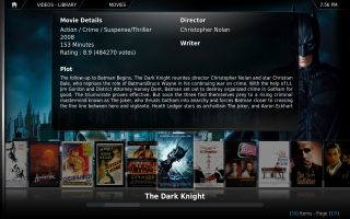 XBMC. Click for full screen.