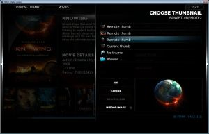 XBMC Example 3. Click for full screen.